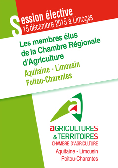 Les lus de la chambre r gionale d agriculture aquitaine - Chambre d agriculture haute vienne ...