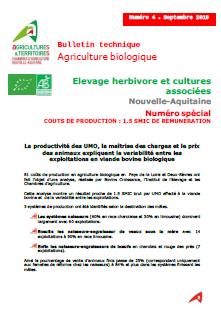Bulletin technique ab levage herbivore et cultures - Chambre d agriculture haute vienne ...