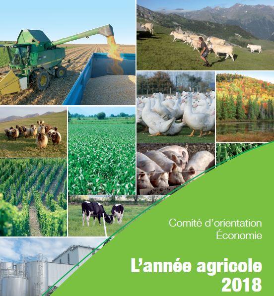 L 39 ann e agricole 2018 chambre d 39 agriculture haute vienne - Chambre d agriculture haute vienne ...
