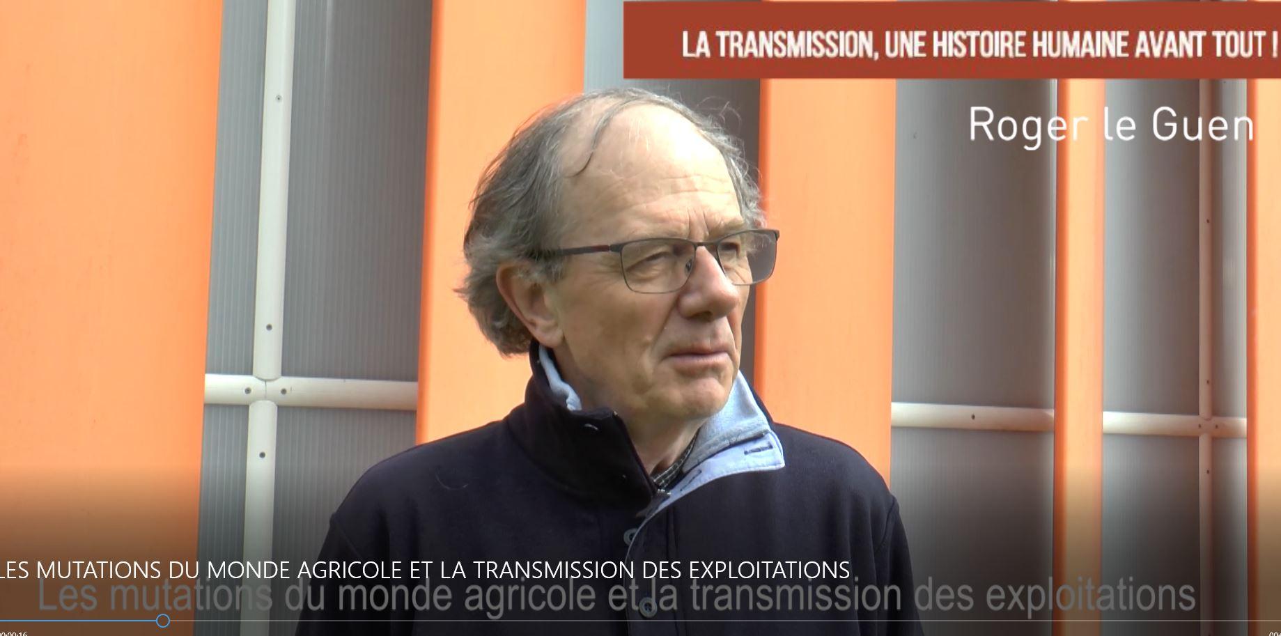 La mutation du monde agricole et la transmission des - Chambre d agriculture haute vienne ...